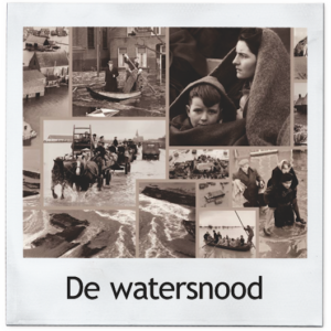 De Watersnood polaroid